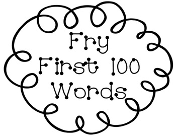 Fry First 100 words PowerPoint