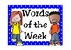 Fry First Hundred Sight Words Word Wall