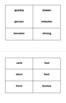 Fry Firth 100 Sight Words Flashcards