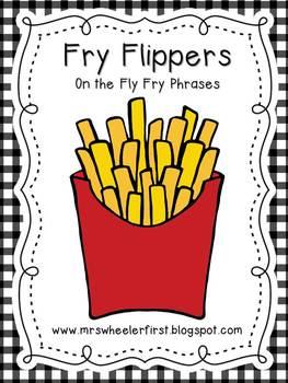 First Grade Sight Words: Fluency Phrases