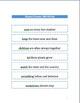 Fry Fluency Phrases: Flashcards 3rd Hundred
