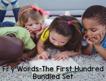 Fry Fluency Reads-**Bundled**