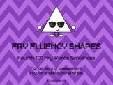 Fry Fluency Shapes - Fourth 100