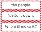 Fry Instant Phrases First 100 - Red Herringbone