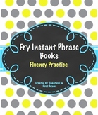 Fry Instant Phrases Fluency Books