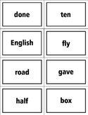 Fry List Fifth Hundred Words Flash Cards