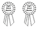 Fry List Sight Word Master Locker Tags
