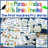 Fry Sight Word Phrases   The First Hundred