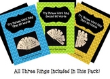 Fry Phrase Word Rings {1st, 2nd, and 3rd 100}