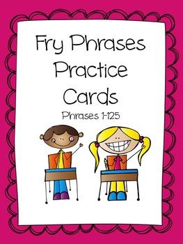 Fry Phrases