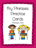 Fry Phrases 1-125