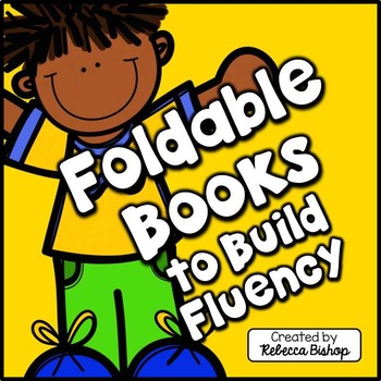 Fluency Foldable Mini Books