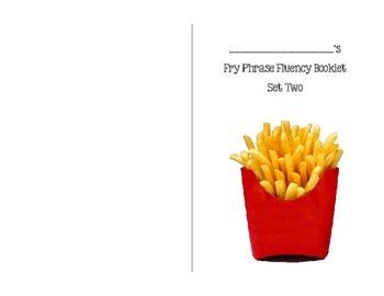 Fry Phrases Fluency Fan Set 2
