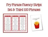 Fry Phrases Fluency Fan Set 3