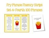 Fry Phrases Fluency Fan Set 4