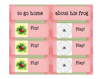Fry Phrases Fun: Flip! Flap! 3