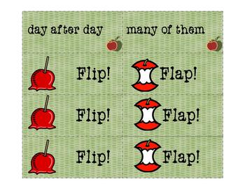 Fry Phrases Reading Fun: Flip! Flap! 4