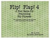 Fry Phrases Reading Fun: Flip! Flap! 4