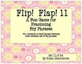 Fry Phrases Reading Game: Flip! Flap! 11