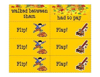Fry Phrases Reading Game: Flip! Flap! 15