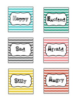 Fry Phrases w/ emotion cards 1st 100