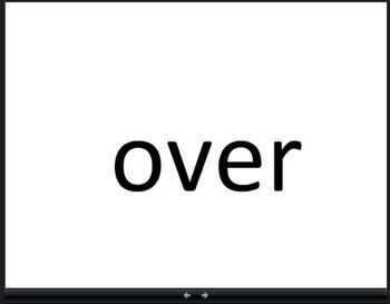 Fry Words to Build Fluency Second 100 Flashcard PowerPoint 101-200