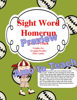 Fry Second 100 Sight Words