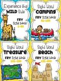 Fry Sight Word Assessment Kits