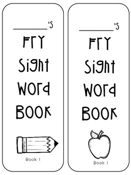 Fry Sight Word: Book: Words 100-300