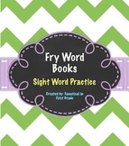 Fry Sight Word Books 400-600