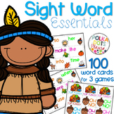Fry Sight Words Games