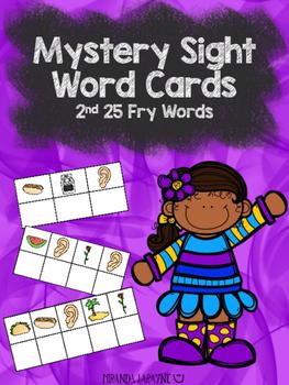 Fry Sight Word Center