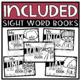 Fry Sight Word Emergent Readers {List FOURTEEN}