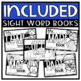 Fry Sight Word Emergent Readers {List TWENTY}