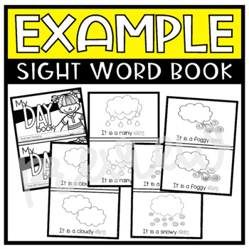 {FREEBIE} Fry Sight Word Emergent Reader