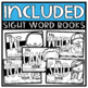 Fry Sight Word Emergent Readers {List EIGHT}
