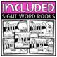 Fry Sight Word Emergent Readers {List SEVEN}
