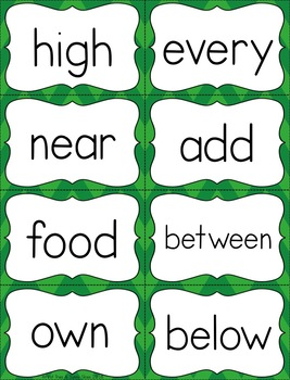 Fry Sight Word Flash Cards - 1,000 Sight Words Bundle