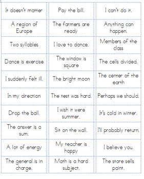 image regarding Fry Phrases Printable named Fry Sight Term Words and phrases for ALL 1,000 Fry Text (Editable and Label Geared up)