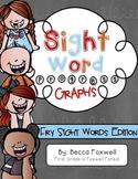 Fry Sight Word Progress Graphs