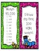 Fry Sight Word Sticker Book (1-100)