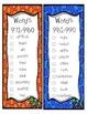 Fry Sight Word Sticker Book (900-1,000)