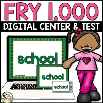 Fry Sight Word Test For All 1,000 Words!