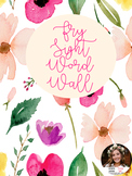 Fry Sight Word Wall