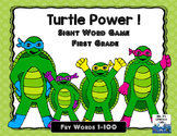 Turtle Fry Sight Words (1-100)