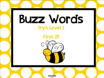 Fry Sight Words - First 25 - Sight Word Mix Ups for Smartboard -