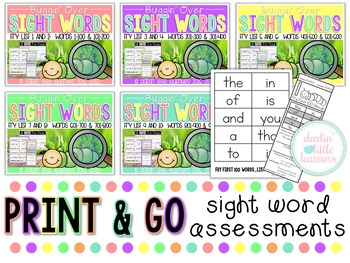 Fry Sight Word Bundle