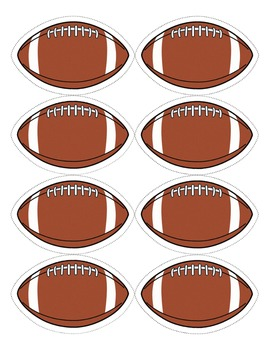 Fry Sight Words - Touchdown!
