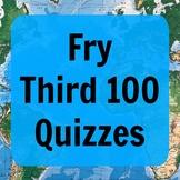 Fry Third 100 Quizzes (ESL - PDF)