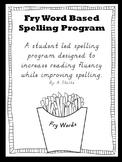 Fry Word Based Spelling Program